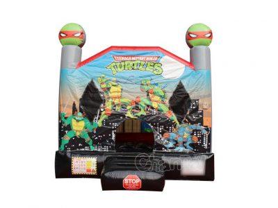 brincolin tortugas ninja