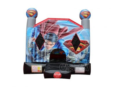 brincolin inflable superman
