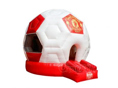 brincolín inflable fútbol