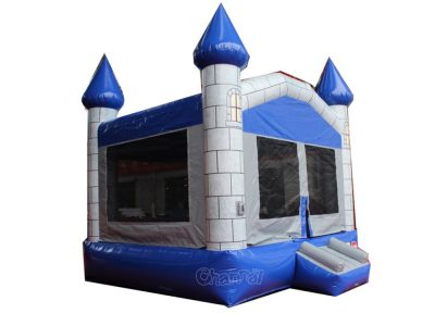 brincolin inflable azul