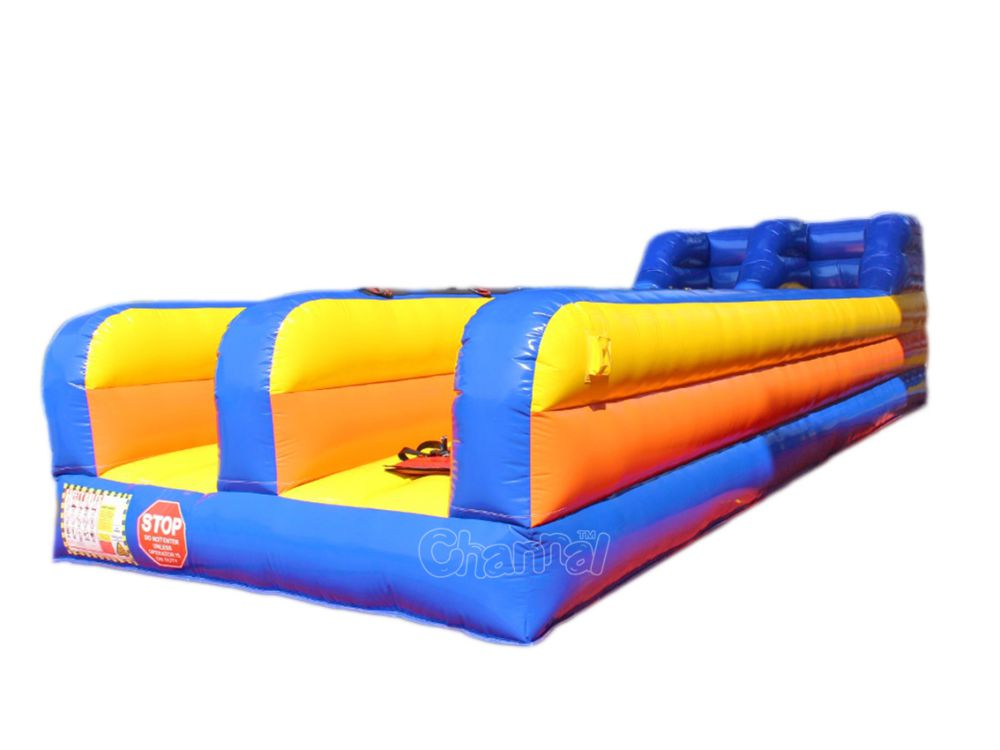 bungee run inflable