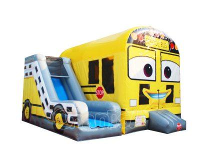 Venta de Brincolín Autobús Escolar