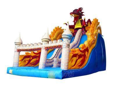tobogan dragón malvado