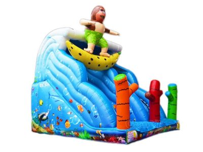 tobogan surf inflable